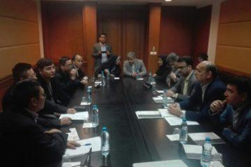 علاقمندی چینی ها برای سرمایه گذاری در منطقه ویژه اقتصادی پارسیان