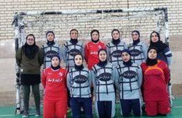 تیم انرژی بر پارسیان قهرمان لیگ دو فوتسال بانوان کشور