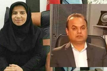 تقدیر و تشکر مدیر شبکه بهداشت پارسیان از مدیرعامل منطقه ویژه اقتصادی پارسیان