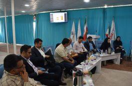 بررسی پیشرفت پروژه های زیر ساختی با حضور مشاور ارشد رئیس هیات عامل ایمیدرو در مناطق ویژه اقتصادی