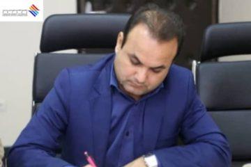 پیام تبریک مدیرعامل منطقه ویژه اقتصادی پارسیان به مناسبت روز جهانی کار و کارگر