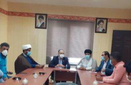 برگزاری جلسه رفع موانع کاری در گمرک و بندر پارسیان