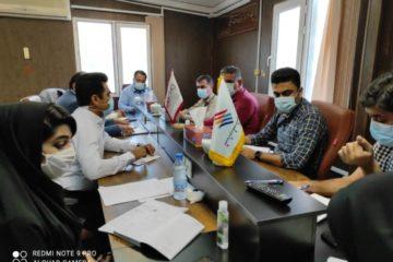 آمادگی کامل منطقه ویژه اقتصادی پارسیان جهت ضدعفونی کردن خیابانها،معابر و اماکن این شهرستان