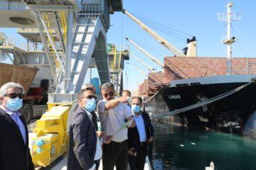 بازدید مدیران شرکت پارس آلامتو زیر مجموعه هلدینگ راویژ از منطقه ویژه اقتصادی پارسیان