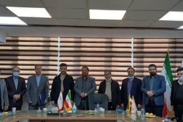 مدیر جدید حراست منطقه ویژه اقتصادی پارسیان منصوب شد