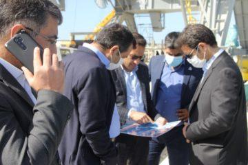 منطقه ویژه اقتصادی پارسیان را دارای ظرفیتهای بی نظیری در حوزه فولاد دیدم