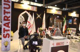روز دوم نمایشگاه ایران کان مین،غرفه منطقه ویژه اقتصادی پارسیان کانون توجه سرمایهگذاران و رسانه ها