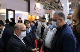 حضور چشمگیر منطقه ویژه اقتصادی پارسیان در نمایشگاه بینالمللی ایران پلاست ۹۹